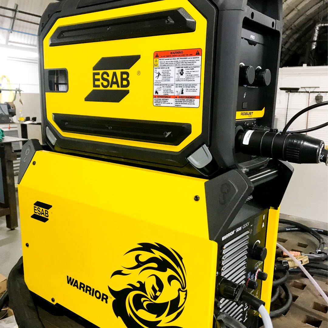What is the Best Multi-Process Welder? | Reviewing ESAB's Warrior 500i