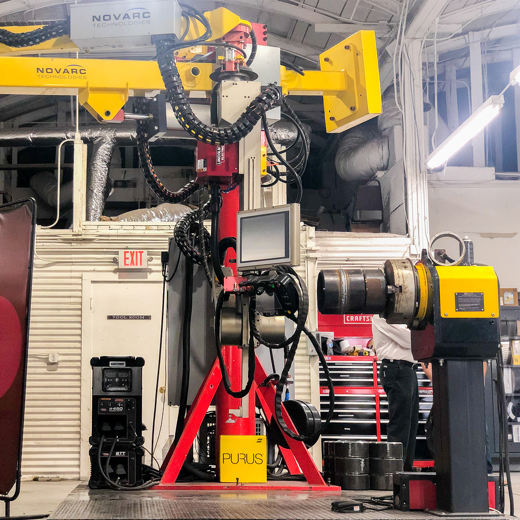 Choosing the Best Arc Welding Robot System | Spool Welding Robot FAQ