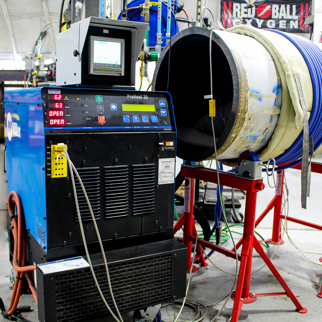 Top 3 Advantages of Induction Heating for Welding | Miller ProHeat 35